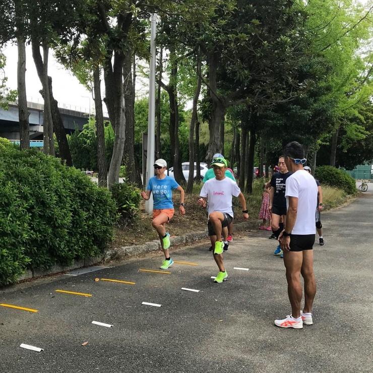 【10月29日】ランバティ木曜フオーム改善&走力向上ランニング教室