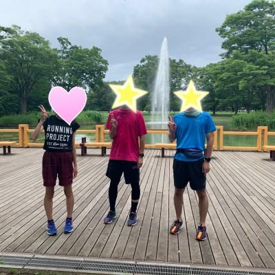 【クロカン練習会】サブ4を目指す人向け週末練習会(代々木公園)
