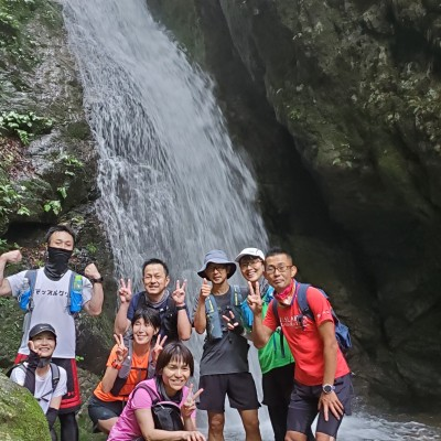 平日 1泊2日 パワースポット 御岳山かるいトレラン 計約20キロ 16000円