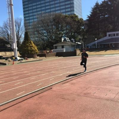 3000mにチャレンジ! タイムトライアル会