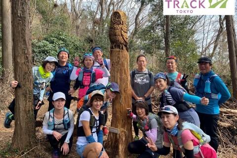 TRACK TOKYOトレイルランニング部【リスさんチームA】