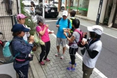 【永田町~中目黒】ご褒美RUN歩(約7キロ)