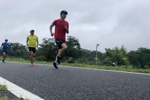 ★2021新春月例マラソン走力チェック(5km10km選択制)+オプション教室つき ※東温重信川