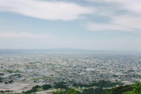 富山県南砺市 古道 道宗道(どうしゅうみち)トレイルツアー