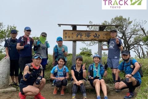 TRACK TOKYOトレイルランニング部【シカさんチームE】
