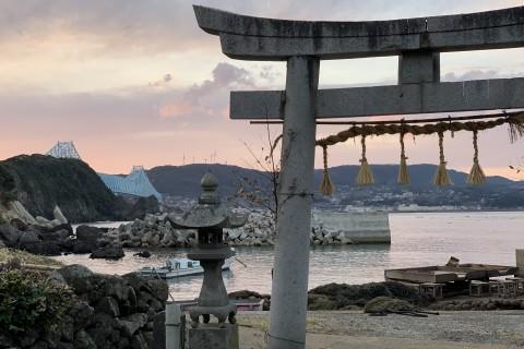 青の道:平戸島八十八ヶ所巡りジョグトリップ