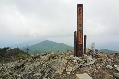 ≪ランde観光山学部≫[滋賀]比良山系最高峰「武奈ヶ岳」アタック!【レベル5】 スピードハイク