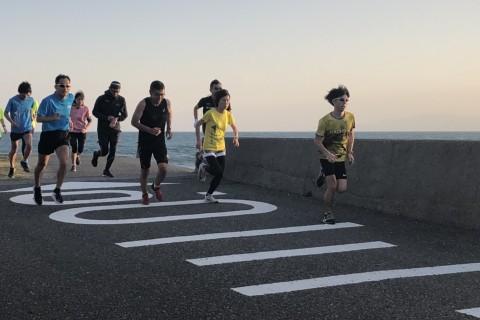 【11月平日夜定例】ラチエンAC 坂道トレーニング
