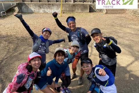 TRACK TOKYOトレイルランニング部【イノシシさんチームF】