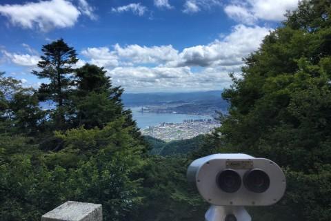 【平日水曜】沖コーチの比叡山・ぐるっと滋賀側ランニング&坂本のお蕎麦をそばります