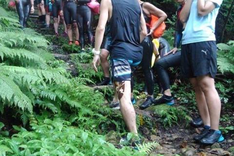トレイルラン初級実践セミナー トレイルの走り方基礎編