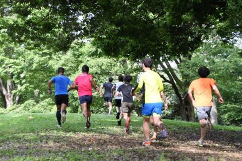 【7月23日(木祝)】木下裕美子の代々木公園クロカン部