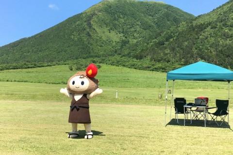 三瓶山【第2次】ランニング合宿