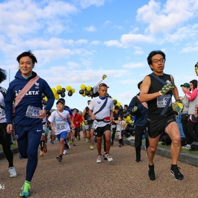 とらまる ROCK RELAY RUN2020