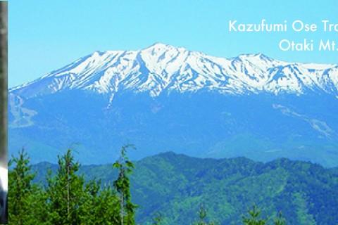 大瀬和文トレイルキャンプ 王滝御嶽山