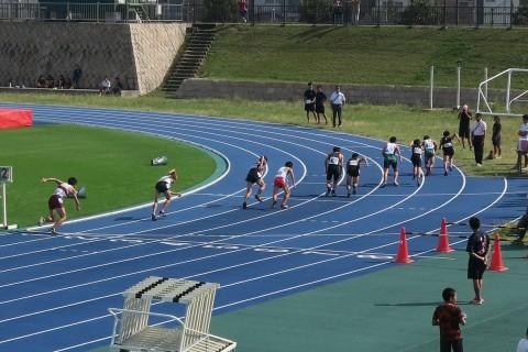 市民スポーツ祭典(陸上競技大会)