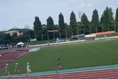 金沢・沖コーチの競技場練習!5km10kmを目標タイムで走れるかを試すチャレンジ練習会