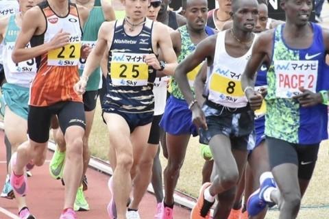 福岡国際マラソンコースラン