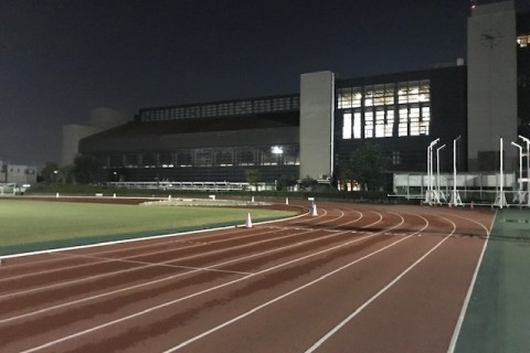 【RunField】ロングインターバルトレーニング3000m×8本@大和(神奈川)(10月31日)