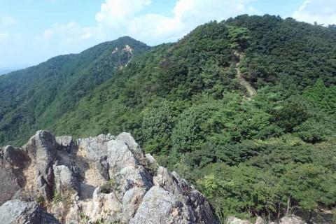 ≪ランde観光山学部≫[三重]超険路!鈴鹿南端の低山縦走【レベル6】 スピードハイク