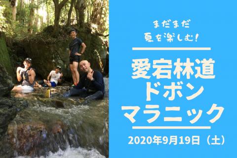 【嵐山musubi-cafe】愛宕林道ドボンマラニック