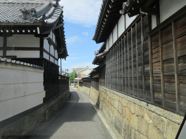 三河の小京都 西尾城下町散策コース