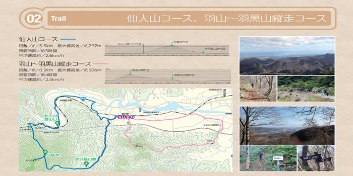 仙人山コース