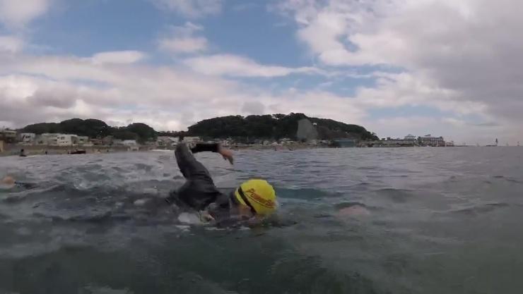 2020年最後のオーシャンスイム【初中級者が海で泳ぐためのエッセンス】