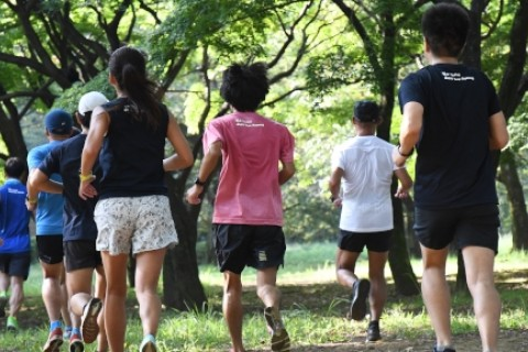 【10/18(日)】木下裕美子の代々木公園クロカン部
