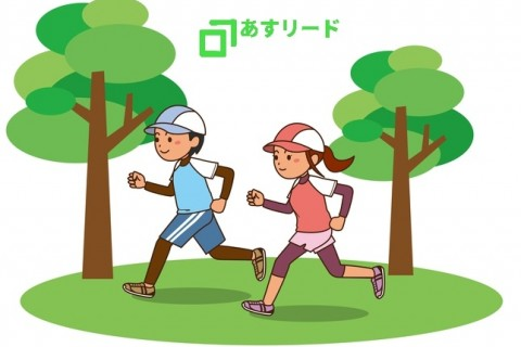 Run in the Park 公園で走ろう!第3回京都御所練習会