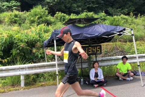 仁賀ダムハーフタイムトライアル+13キロ走(子供と親子の部アリ)