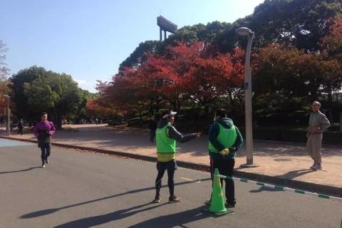 大阪府 2021 長居公園30.943キロマラソン