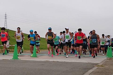 兵庫県 第7回 冬の訪れ加古川みなも30キロ(加古川みなもフルマラソン改め)