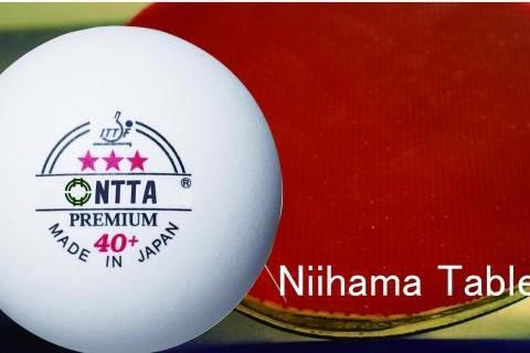 新居浜市民体育祭卓球(硬式の部・ラージボールの部)