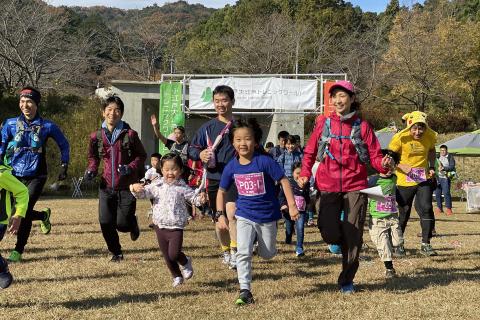 第2回 ちょこっとトレイル in 大高取山