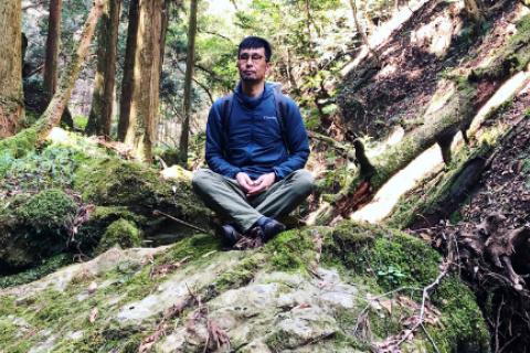 座禅とモーニングハイキング/DGR FES 2020 秋の特別ガイドツアー