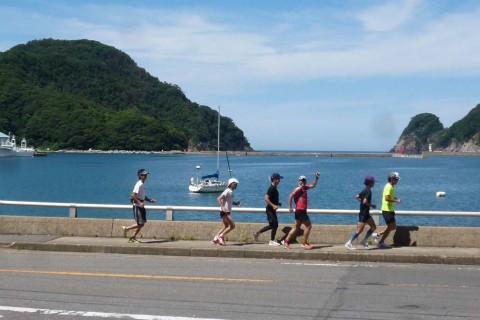 第8回香住・ジオパークフルマラソン大会 オンラインチャレンジ
