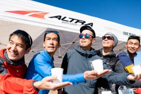 ALTRA TIME TRIAL スタッフ登録