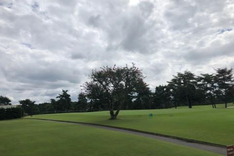 【マイ計測チップ対象】セブンハンドレッドクラブのゴルフコースde早朝マラソン(8.4k)