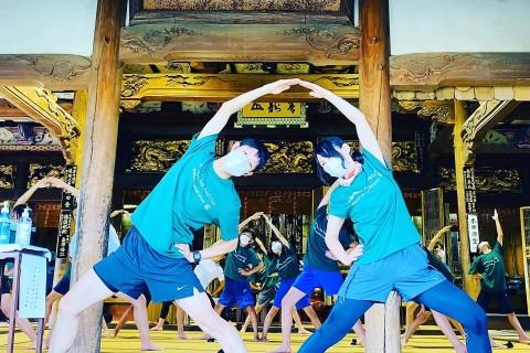 『少人数制10名限定 KOKUTOプログラム』 美しい自然と伝統の中で元気になろう!