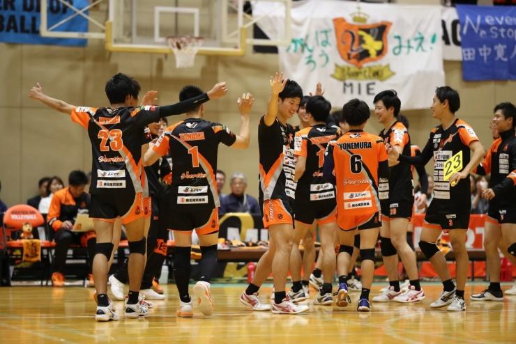 日本最高峰リーグが四日市で!