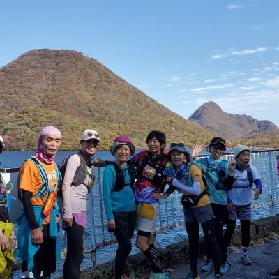 平日昼間 榛名神社 榛名富士 榛名湖準高地トレーニングラン 約13キロ 約キロ7分 2900円