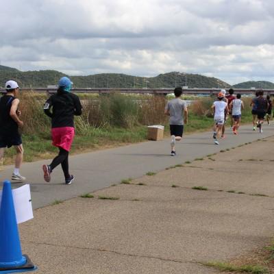 20kmタイムトライアル オンラインマラソン数え唄シリーズ#3 毎日がジョギングアニバーサリー