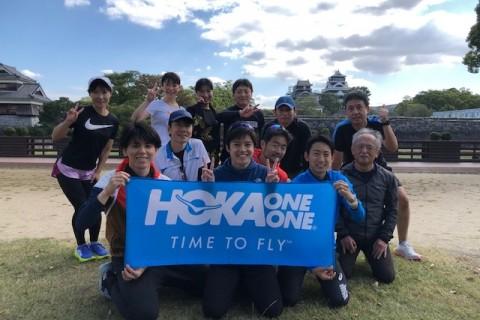 ☆ステップスポーツ熊本☆ 第三回Running CLINC!!