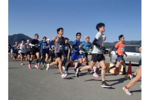 【10/31開催】静岡・大井川 Trial Marathon(ハーフ)レイトエントリー