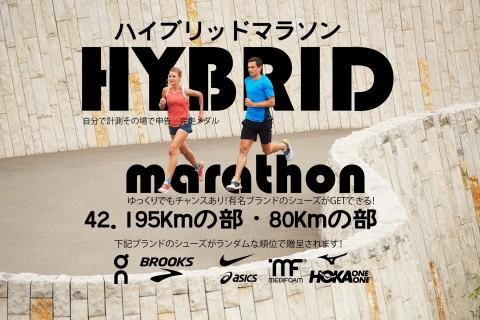 ハイブリッドマラソン2020