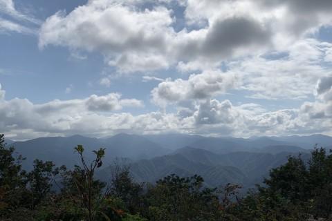 【中級】【距離5km/累積550m】動山縦走コース