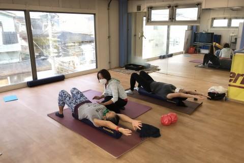 【限定2名】鎌倉材木座セミプライベートピラティス 楽にたのしく動ける体つくり