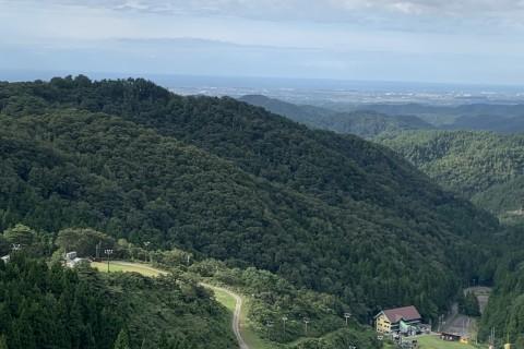 【中級】【距離10km/累積620m】尾小屋~仏峠~大倉岳周回トレイル