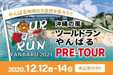 【12/12~14 GoToランコレクション旅ラン企画】沖縄の風『ツールドランやんばる☆プレツアー』
